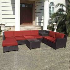 Outdoor Sectional Sofa Canada by 19 Best For The Backyard Images On Pinterest Patio Sets Patios