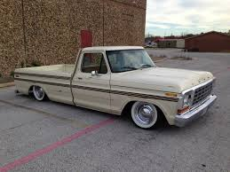 100 1979 Ford Trucks F 100 Bagged Lowrider For Sale