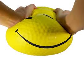 Orbeez Mood Lamp Uk by Amazon Com Giant Smiley Gel Sensory Stress Ball By Squishymart