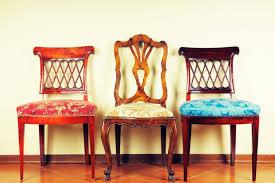 stühle selbst neu beziehen so geht s heimwerker tipps