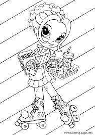 Lisa Frank Free Colouring Pages A4 Coloring