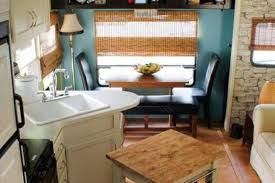 Camper Decorating Ideas Lauras 5th Wheel Makeover