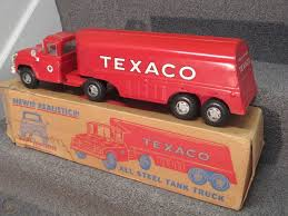 100 Sk Toy Trucks Texaco Decal Set For Buddy L Texaco Tanker Pressed Steel Toy