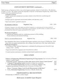 Canadian Resume Examples Sample Format For Jobs Retail