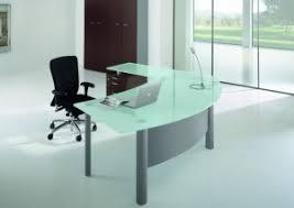 bureau direction verre bureau direction verre contemporain au design élégant vente