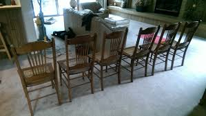 Victorian Press Back Oak Dining Chairs - Set Of 6 For Sale ... Press Back 5 Piece Ding Set Pressback Table And Chairs Redo Originally A Light Oak Set From The Sold Vintage Pressed In As Old White Daisys Doo Dahs Fniture Chairs Stone Barn Antique Oak Ding Table With 1 Leaf 4 Modern Pressback Chairs Nostalgia Traditional Double Pressback Side Chair Colantonio Chair Makeover Larkin Wikipedia Buttonwood Countryside Amish Five Christopher Columbus Press Back 1893 Chicago Worlds Fair Victorian Of 6 Antique Carved Elm Oak 31285