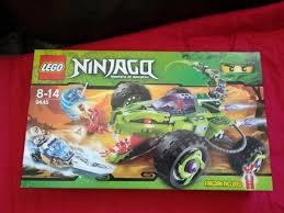 100 Fangpyre Truck Ambush LEGO Ninjago 9445 MISB 7617464182