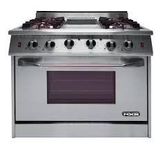 Front View Of NXR NRG3601A Range
