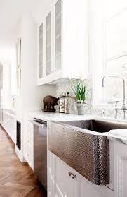 Double Farmhouse Sink Ikea by Best 25 Stainless Farmhouse Sink Ideas On Pinterest Farm Style
