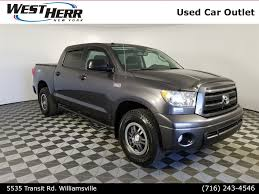 Toyota Tundra Trucks For Sale In Buffalo, NY 14205 - Autotrader