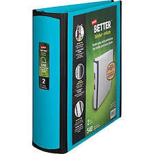 Decorative Small 3 Ring Binders by 8 Best Binders For The 2017 Year Durable Zipper And 3