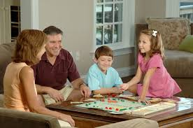 Families That Play Together Stay