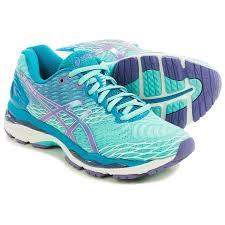 asics gel nimbus 18 running shoes for women save 40
