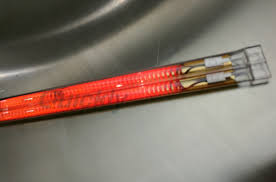 Infratech Heat Lamp Bulb by Twin Tube Heater Infratech Infrared Heaters From China