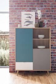newroom highboard jona kommode sonoma eiche modern schrank sideboard skandinavisches design wohnzimmer schlafzimmer flur esszimmer kaufen