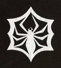 Nightmare Before Christmas Halloween Decorations Diy by Jack Skellington Paper Cut Out Spider Web Snowflake From The
