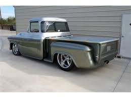 1957 Chevrolet Custom Pickup