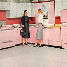 Vintage 1950s Kitchen Click To See 60 Years Of Design History
