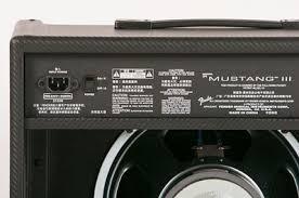 Fender Mustang Floor Manual by Fender Mustang 3 V1 Amplifier Review