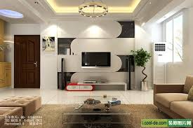 Living Room Modern Living Room Tv Wall Units In Black And White