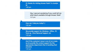 How to help in Windows 10 Microsoft s online support could