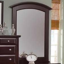 Vaughan Bassett Dresser With Mirror by Vaughan Bassett Dresser Mirrors At Beidler U0027s
