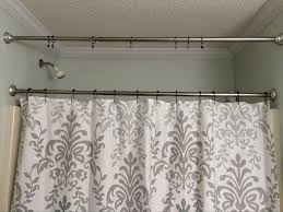Floor To Ceiling Tension Rod Curtain by Best 25 Tension Rod Curtains Ideas On Pinterest Tension Rods