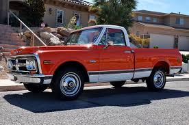 1971 GMC Custom 1500 Shortbed | Red Hills Rods And Choppers Inc ...