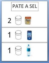 peinture gel 4 différente recette pate fimo pate a sel colle