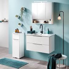 living style waschbecken unterschrank hofer