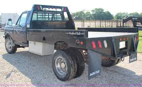 1991 Ford F350 Super Duty Dump Bed Pickup Truck   Item G5038... Bradford Built Inc Steel Workbed 4 Box Flatbed Mustang Flatbed Pickup 1999 Dodge 2500 Cummins 4x4 Classified Ads Coueswhitetailcom Truck Beds Genco Royal 102x80 42 New And Used Trailers For Sale Sk Sale Frame Cm