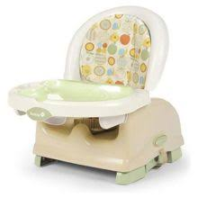 Kaboost Portable Chair Booster Chocolate by Baby High Chairs Portable A2z Babies And Beyond