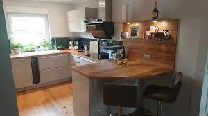 küche mit kleiner theke modern küche berlin