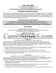 Rn Lvn Nurse Resume Sample Written By Nationally Certified Writer