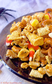 Pumpkin Spice Chex Mix by Monster Munch Chex Mix Holly U0027s Cheat Day