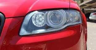 how to fix dipped headlight error on an audi nick s car