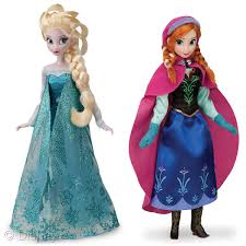 Barbie Doll Videos With Elsa And Anna