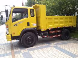 China Sinotruk Cdw 5tons Light Duty Truck Dump Truck Tipper Truck ...