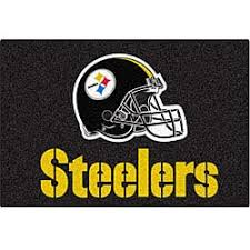 Steelers Bathroom Rug Set by Pittsburgh Steelers Rugs U0026 Area Rugs For Less Overstock Com