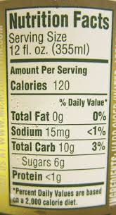 Michelob Ultra Nutrition Facts – Besto Blog