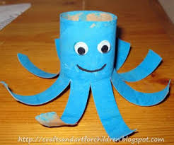 I Think This Is Adorable Happy Little Octopus Would Brighten Grandmas Day Photo Credit Crafts N Things For Children