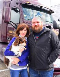 100 Road Dog Trucking Trucker Couple Loves Freedom Of The Road News Athensmessengercom