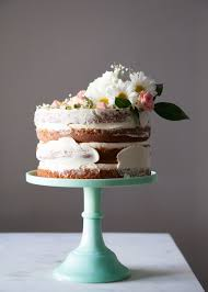 How To Make A Naked Cake