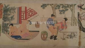 Free Shipping Old Japanese Ancient Erotic Arts Nude Painting Scroll Best In Calligraphy From Home Garden On Aliexpress
