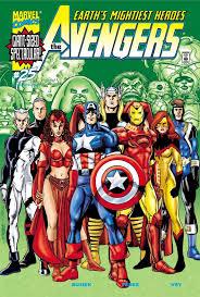 Avengers Volume 3 1998