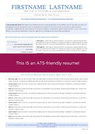 Sample Resumes, Resume Examples, Best Resumes Ats Friendly Resume Template Examples Ats Free 40 Professional Summary Stockportcountytrust 7 Resume Design Principles That Will Get You Hired 99designs Ats Templates For Experienced Hires And College Estate Planning Letter Of Instruction Beautiful Application Tracking System How To Make Your Rerume Letters Officecom Cv Atsfriendly Etsy Sample Rumes Best Registered Nurse Rn Monster Friendly Cover Instant
