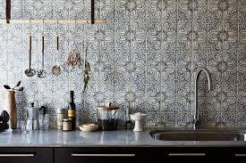 duquesa fatima pattern mezzanote traditional kitchen los