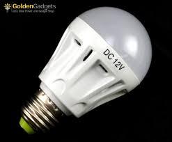 7 watt 12v dc led light bulb e26 e27 cool white 500 lumen