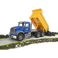 Bruder Toys Mack Granite Dump Truck W/ Functioning Bed In 1:16 ... Amazoncom Bruder Mack Granite Halfpipe Dump Truck Toys Games Toy Trucks For Kids Australia Galaxy Tipping Container Mack Images Man Tgs Cstruction Educational Planet Ebay Trains Vehicles 150 First Gear And Tagalong Trailer Bruder Matt Juliette 2823 Youtube Missing Bed