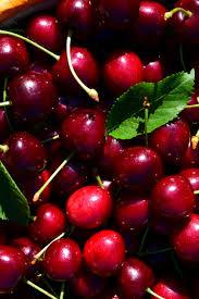cuisine cerise image libre cuisine délicieuse fruit vitamine douce organique